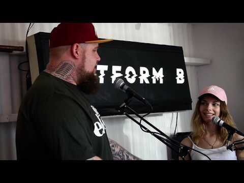 Rag'n'Bone Man live on Platform B w/ Boudicca Pepper