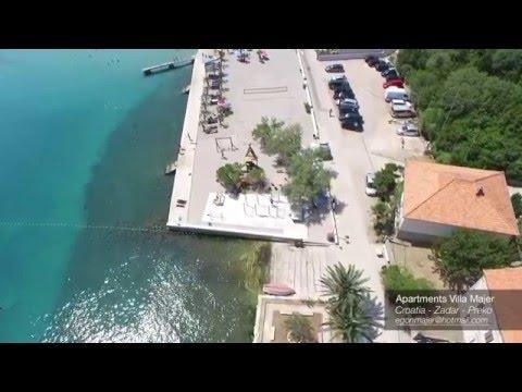 Apartments Villa Majer -- Preko - Zadar - Croatia