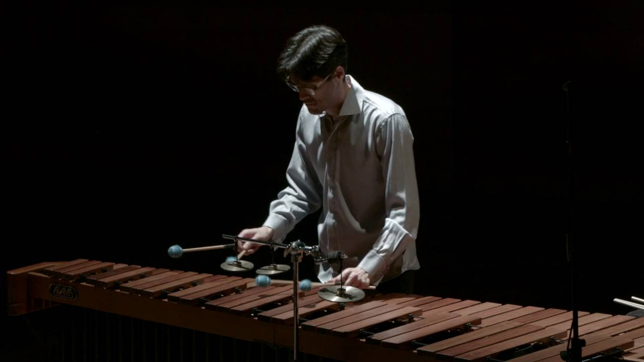 Takemitsu: Rain Tree for Percussion Trio