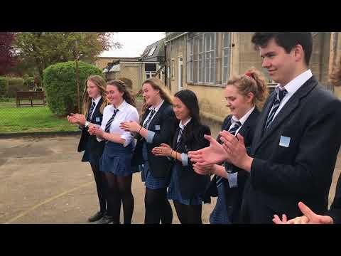 C11 Tutor Group Year 11 leavers Video