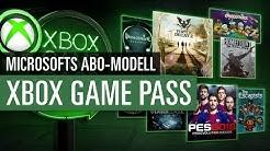 Xbox Game Pass für PC | Zum Beta-Start vorgestellt