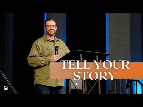 Pastor Matt Holcomb | Tell Your Story