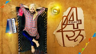 4 Din | Roop | Latest Punjabi Songs 2020 | Ramaz Music