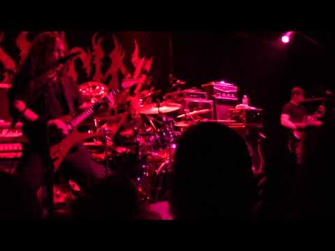 Hate Eternal Live at The Oakland Metro Opera House Oakland CA 6/8/2015