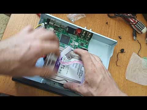 Недорогой комплект видеонаблюдения с алиэкспресс :как установить своими руками