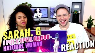 Sarah Geronimo - I Put a Spell on You / Natural Woman | This i5 Me | REACTION