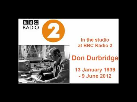Don Durbridge on BBC Radio 2