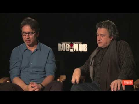 Rob The Mob Interview With Andy Garcia, Ray Romano And More [HD]