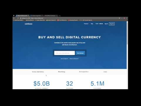 How To Buy Bitcoin, A Beginner's Guide To CoinBase