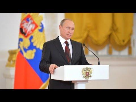 Пенсионное обращение Путина — прямая трансляция