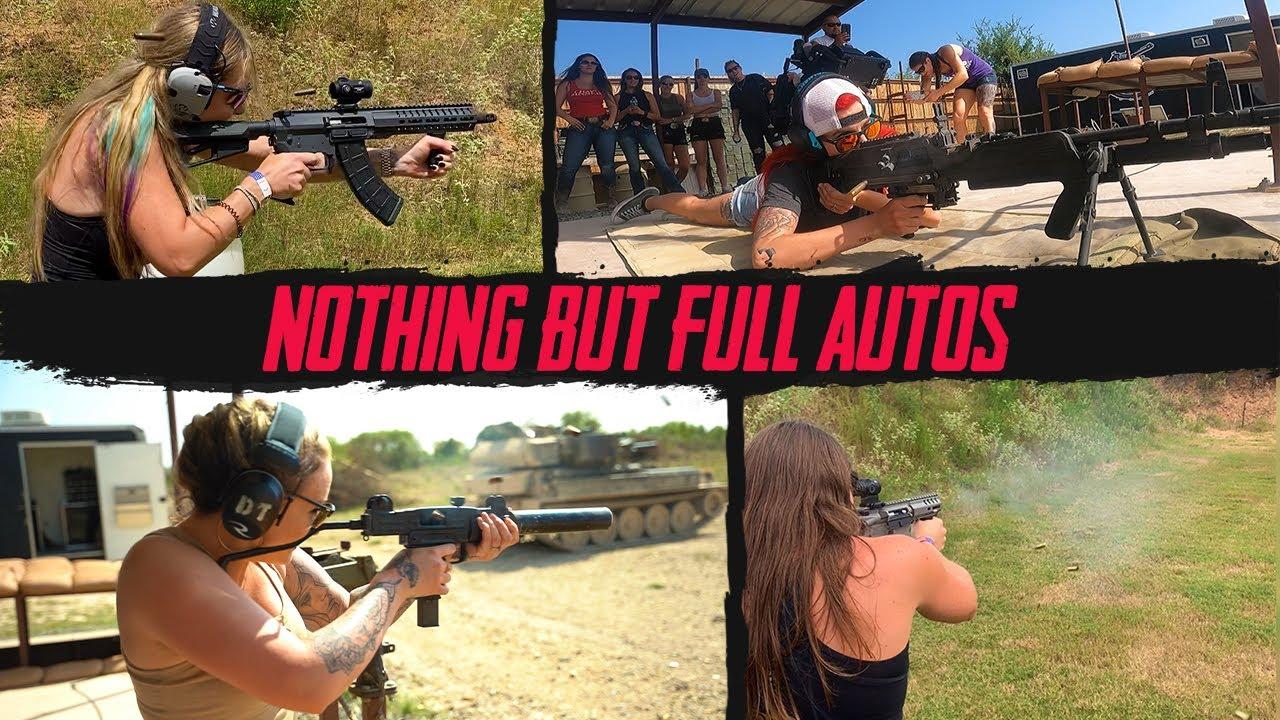 Only Full Autos | Women Warriors