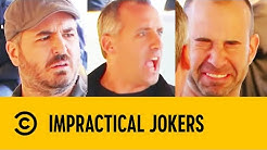Tweeting Out Loud With Murr, Joe And Q | Impractical Jokers