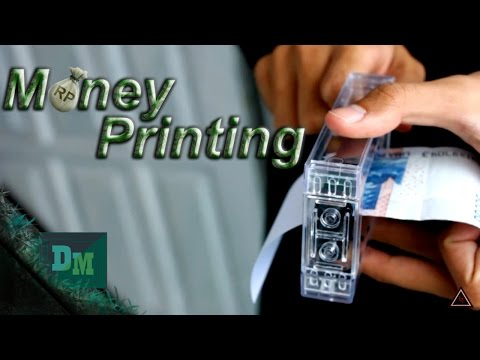 Money Printing Demo By Uzop Magic Team