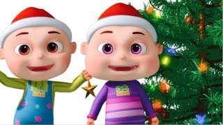 Christmas Is Our Favourite Time | Christmas Songs For Kids |  Zool Babies Nusery Rhymes