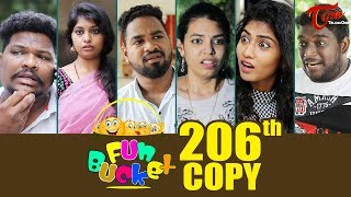 Fun Bucket | 206th Episode | Funny Videos | Telugu Comedy Web Series | Harsha Annavarapu | TeluguOne