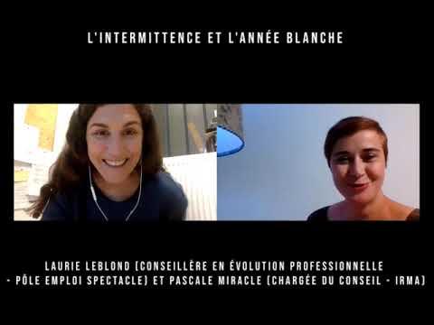 L'IRMA publie une vidéo explicative sur l'année blanche des intermittents