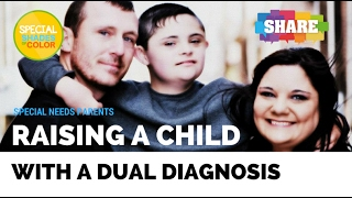 Meet Amy and TyTy | Living with a Dual Diagnosis of Down Syndrome and Autism
