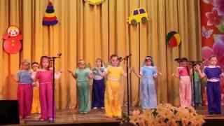 С юбилеем, детский сад! - 30 лет. Танец
