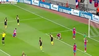 Steaua Bükreş 0-5 Manchester City (Maç Özeti - 16 Ağustos Salı 2016)