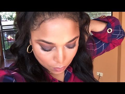 Desi Perkins Made My FINE THIN HAIR LOOK THICKER! ~ Perfect HOLIDAY PARTY Hairstyle thumbnail