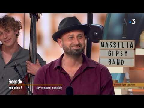 Marseille : du jazz manouche avec Massilia Gipsy Band