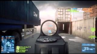 Battlefield 3: KH2002 Gameplay [Multiplayer,PS3,1080p]