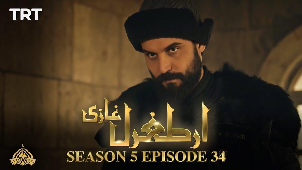 Ertugrul Ghazi Urdu | Episode 34| Season 5