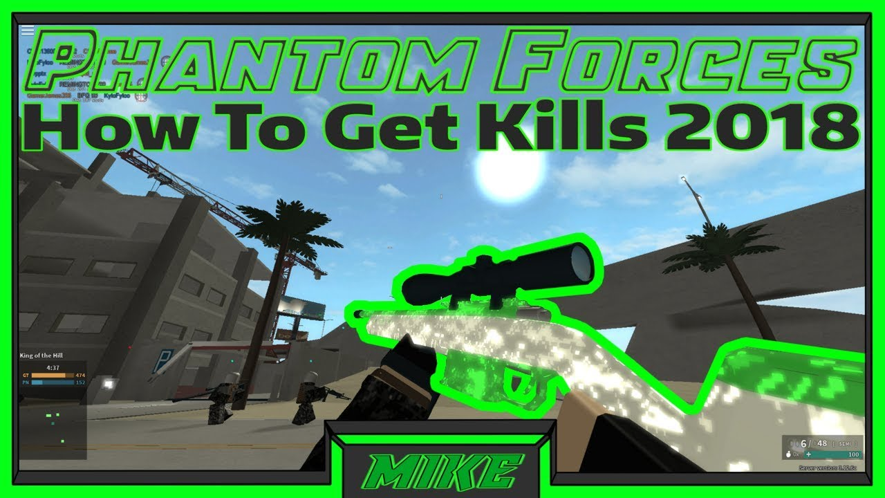 Roblox Phantom Forces Virgo 30 Roblox Phantom Forces How To Get More Kills How To Get Lots Of Kills In Phantom Forces Youtube
