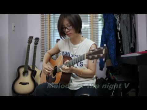 Melody of the night V  Acoustic Guitar  Yen Hoang