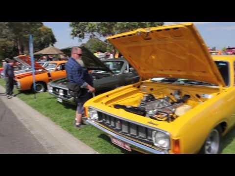 Chrysler Restorers Club Car Show 2015