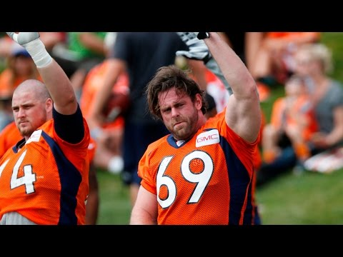 Ty Sambrailo is done for the year; what do Denver Broncos do?