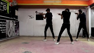 HUM TO DIL.SE HAARE | DANCE | CHOREOGRAPHY SHUBHAM CHOUDHARY