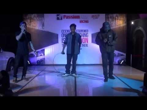BESONIC (Wonosobo Beatbox)- Passion Ville 2015
