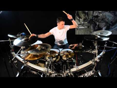 Sebastiano Dolzani - Breaking the Silence - Breaking Benjamin (Drum Cover)