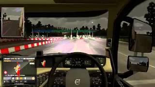 Euro Truck Simulator 2: Gdansk to Kassel Germany