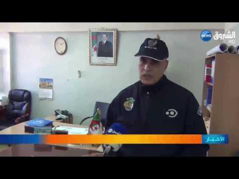باتنة: أمن بريكة يضع حدا لعصابة مختصة في سرقة السيارات
