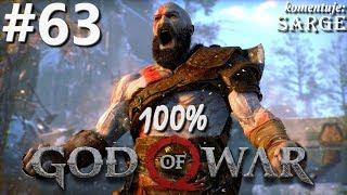 Zagrajmy w God of War 2018 (100%) odc. 63 - KONIEC GRY NA 100% (platyna!)