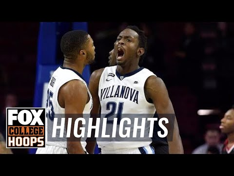 Villanova vs Nicholls State | Highlights | FOX COLLEGE HOOPS