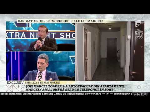 """Marcel Toader, despre fosta iubită: """"După ce ne-am despărțit, ea mai venea în bloc"""""""