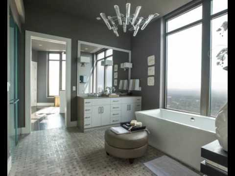 Master Bathroom Pictures From Hgtv Urban Oasis 2014 Youtube