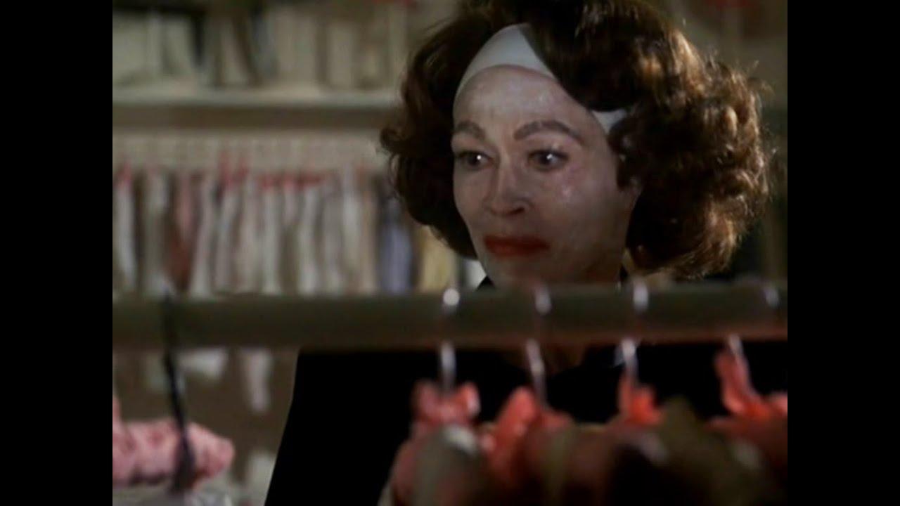 mommie dearest no wire hangers