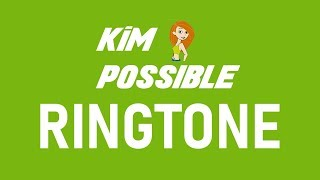 Kim Possible Theme Ringtone and Alert