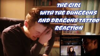 SUPERNATURAL - 7X20 THE GIRL WITH THE DUNGEONS AND DRAGONS TATTOO REACTION