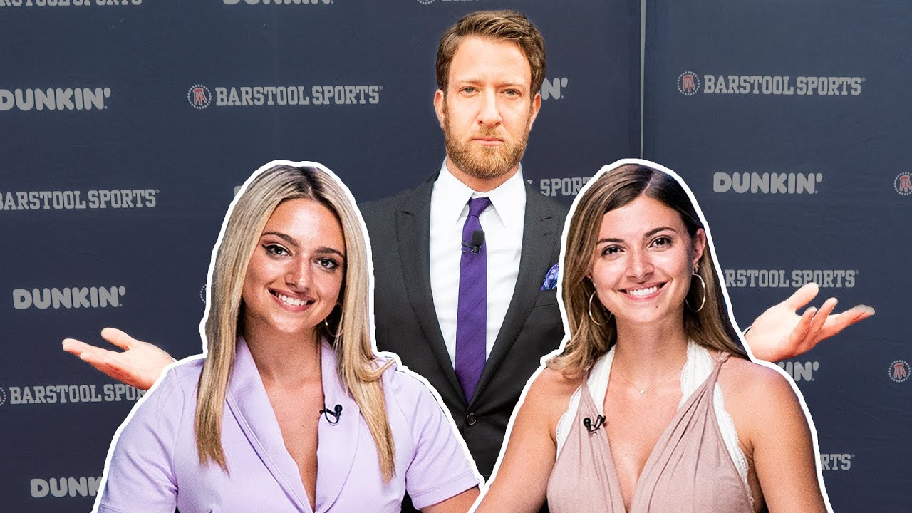 Barstool Sports Does the Red Carpet at the 2019 Dunkin