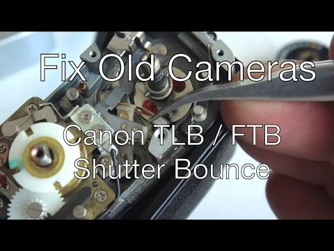 how to fix shutter count