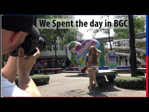 PhotoShoot in BGC Philippines