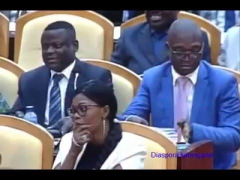 Panama Papers et Jaynet Kabila Kyungu  :Motion d'information à l'Assembée nationale