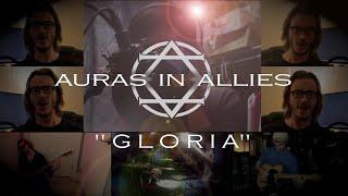 """Auras In Allies - """"Gloria"""" (The Dear Hunter) [Full Band Cover]"""