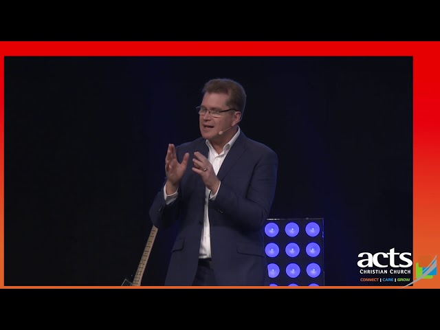 Personal encounter | Pastor Peter De Fin