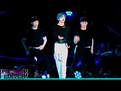 4K 170603 Dream Concert 2017 _ SHINee TAEMIN _ Sexuality +   Press Your Number